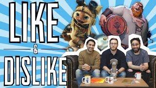 LIKE & DISLIKE: Monster Hunter World, My Nintendo, Supersampling, Sea of Thieves...