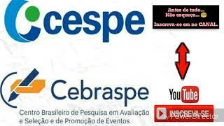 Como colocar foto no site da Cesp UNB Cebraspe como editar e colocar