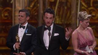 """City Of Stars"" from La La Land winning Best Original Song"