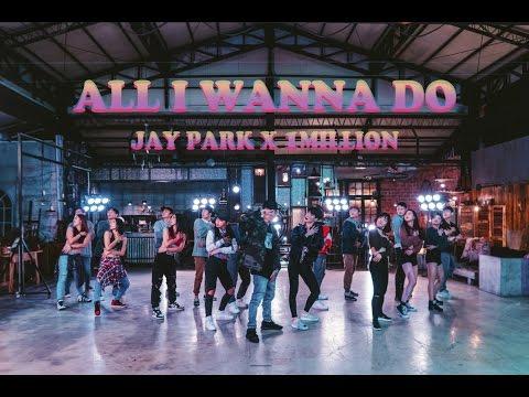 Jay Park X 1MILLION  'All I Wanna Do (K) (feat. Hoody & Loco)' [Choreography Version]