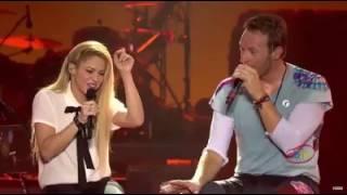 Chris Martin ft Shakira - Chantaje