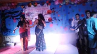Duet dance at ISTT,ECE ,get togather party 2017..
