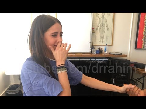 Xxx Mp4 Emotional Release From 10 Years Of Back Pain RELIEF With Dr Rahim Chiropractic 3gp Sex