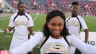 Alabama State University Cheerleaders - Episode 10:  Sideline Check
