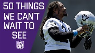 50 Things to Look Forward to This 2017 Season! | NFL NOW