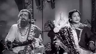 Itta Adi Noga Edutha Adi Koppalikka - Ambigapathi [1957].avi