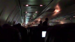 CRAZY!!! TURBULENCE! ON A WESTJET FLIGHT! OVER THE ROCKY MOUNTAINS!!