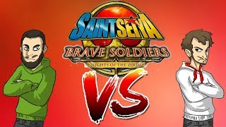 Saint Seiya Brave Soldiers - CONFRONTYEAHTION