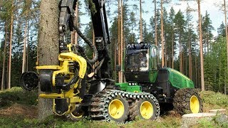 Amazing Forest Equipment Machine,Top Forest Machinery 2018!