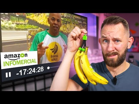 I Bought The First 10 Products Amazon Live TV Told Me To