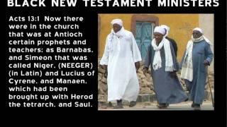 Black History Bible Studies