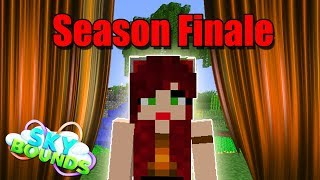 SEASON FINALE -  IT'S PRESTIGE TIME!!! Minecraft Skybounds - Robots Island - Episode 64