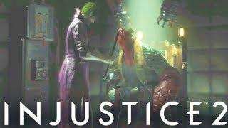 All Super Moves On Hellboy! | INJUSTICE 2