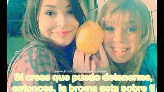 Niki Watkins - The Joke Is On You [Traducida al español] (iCarly)