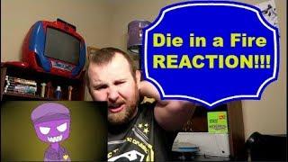 Shgurr - Die in a Fire REACTION!!