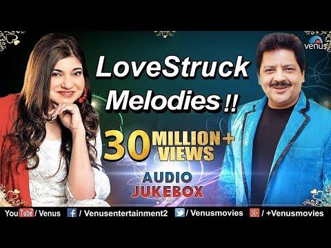 UDIT NARAYAN & ALKA YAGNIK ~ LoveStruck Melodies !! ~ Bollywood Most Romantic Songs || Audio Jukebox