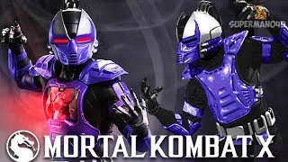 "SMOKE'S VORTEX OF DEATH! - Mortal Kombat X: ""Smoke"" Gameplay"