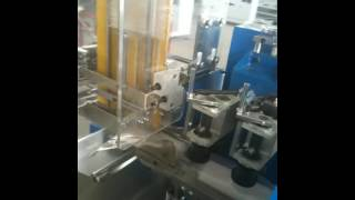 SB42 100pcs multi drinking straw packing machine from Nanjing Saiyi Technology Co.,ltd