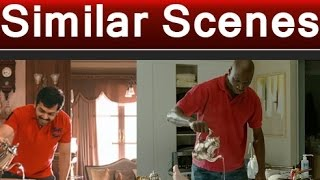 Oopiri || Intouchables || Similar things Mash up Trailer || Nagarjuna, Karthi, François, Omar Sy||