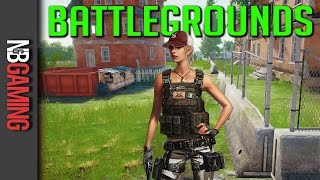 Battlegrounds Tomfoolery - Playerunknown