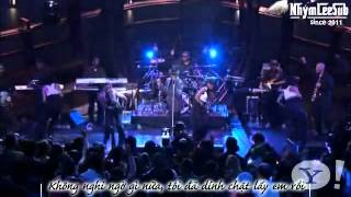[NhýmLeeSub][Vietsub] Because of you - Ne-yo (Live)
