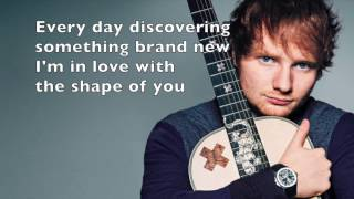 Shape Of You - Ed Sheeran Lyrics