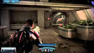 Mass Effect 3 Demo Gameplay (PC HD)
