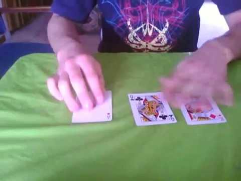 Los 10 Mejores trucos de magia con Cartas Revelados Pt.1