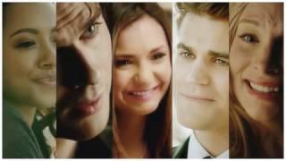The Vampire Diaries full Story (2009--2017)