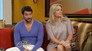 Pa'lante con Cristina | Entrevista a Sonya Smith y Gabriel Porras | TVTelemundo