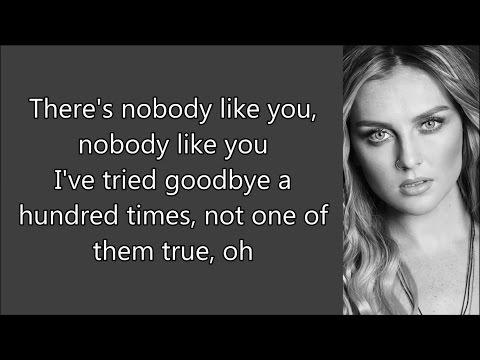 Little Mix Nobody Like You Lyrics Audio