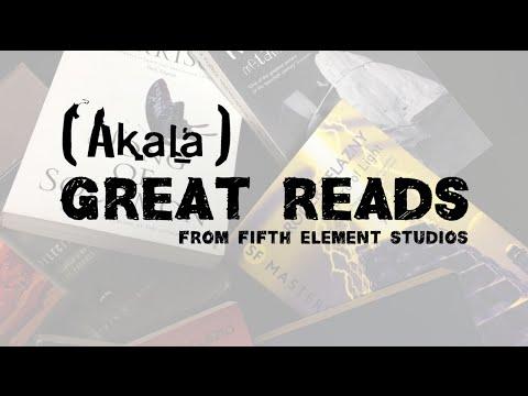 Akala - Akala's Great Reads EP1. The Awakening of Intelligence