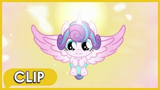 Flurry Heart's Crystalling - MLP: Friendship Is Magic [HD]