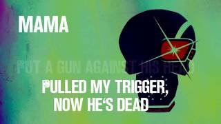 Bohemian Rhapsody - Panic! At The Disco (Lyrics)(From Suicide Squad)(HQ/HD)