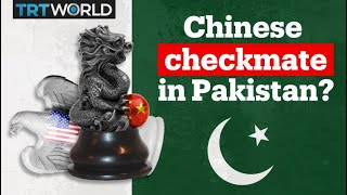 China comes to Pakistan