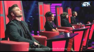 Азербайджанец, спевший песню Муслима Магомаева, покорил украинцев