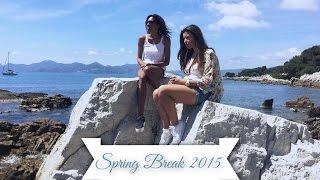 Spring Break 2015 || Antibes, Cannes, Nice