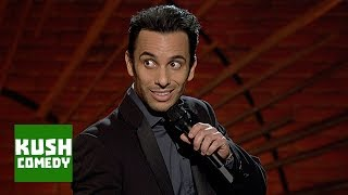 Tip Jar - Sebastian Maniscalco: Comics Without Borders