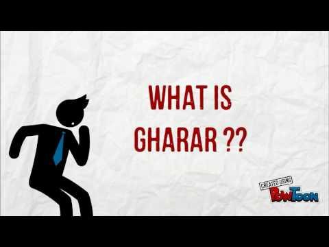maisir & gharar - profesional selling
