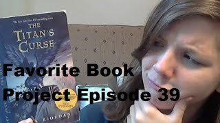 Percy Jackson #3, Book Review- FBP Ep. 39