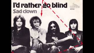 Chicken Shack - I'd Rather Go Blind