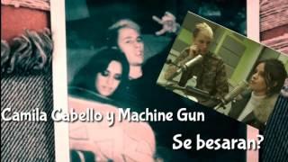 Camila y machine gun se van a besar?- ¿Habra Nuevo Album y tour para el 2017? | Natalia-Harmonizer