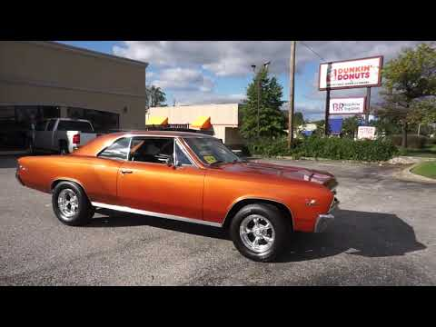 Xxx Mp4 1967 Chevrolet Chevelle REAL SS FORSALE 3gp Sex