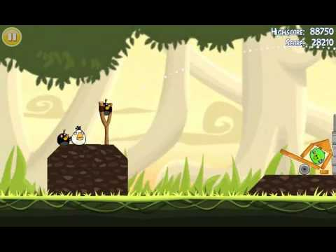 Xxx Mp4 Official Angry Birds Walkthrough For Theme 6 Levels 6 10 3gp Sex