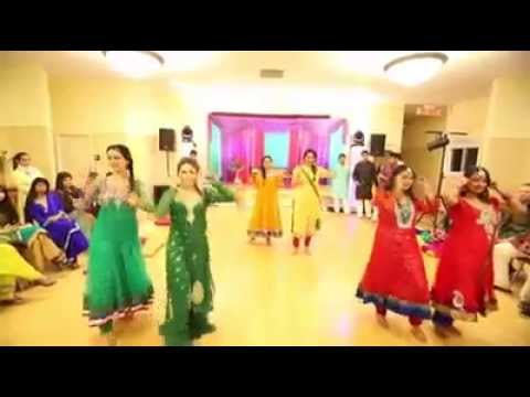 16 Minutes of Mehndi Dance