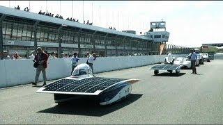 استعدادات مكثفة لاجراء بطولة العالم لسيارات الطاقة الشمسية