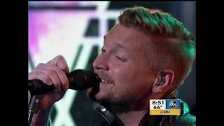"NEEDTOBREATHE - ""Brother"" [Live on Good Morning America]"