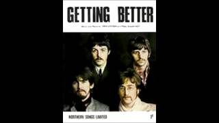 Getting Better - The Beatles - Fausto Ramos