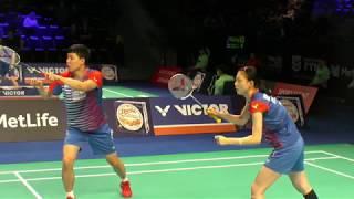Danisa Denmark Open 2017 | Badminton QF - Court 2 (Part 1)