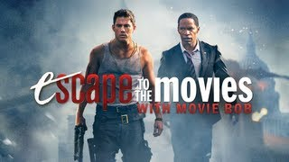 WHITE HOUSE DOWN (Escape to the Movies)